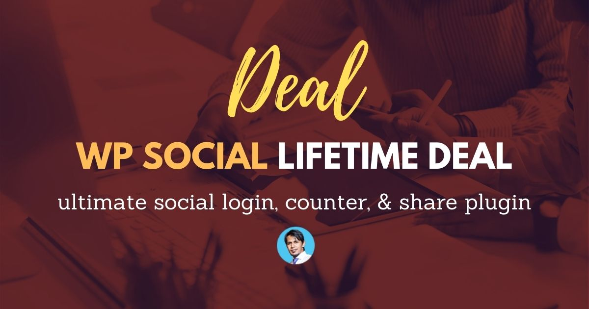 Wp-Social-lifetime-deal-review