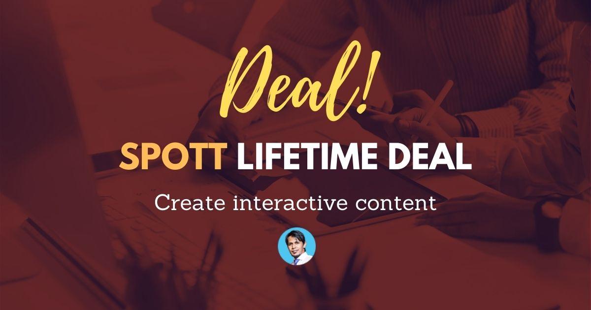 spott-lifetime-deal