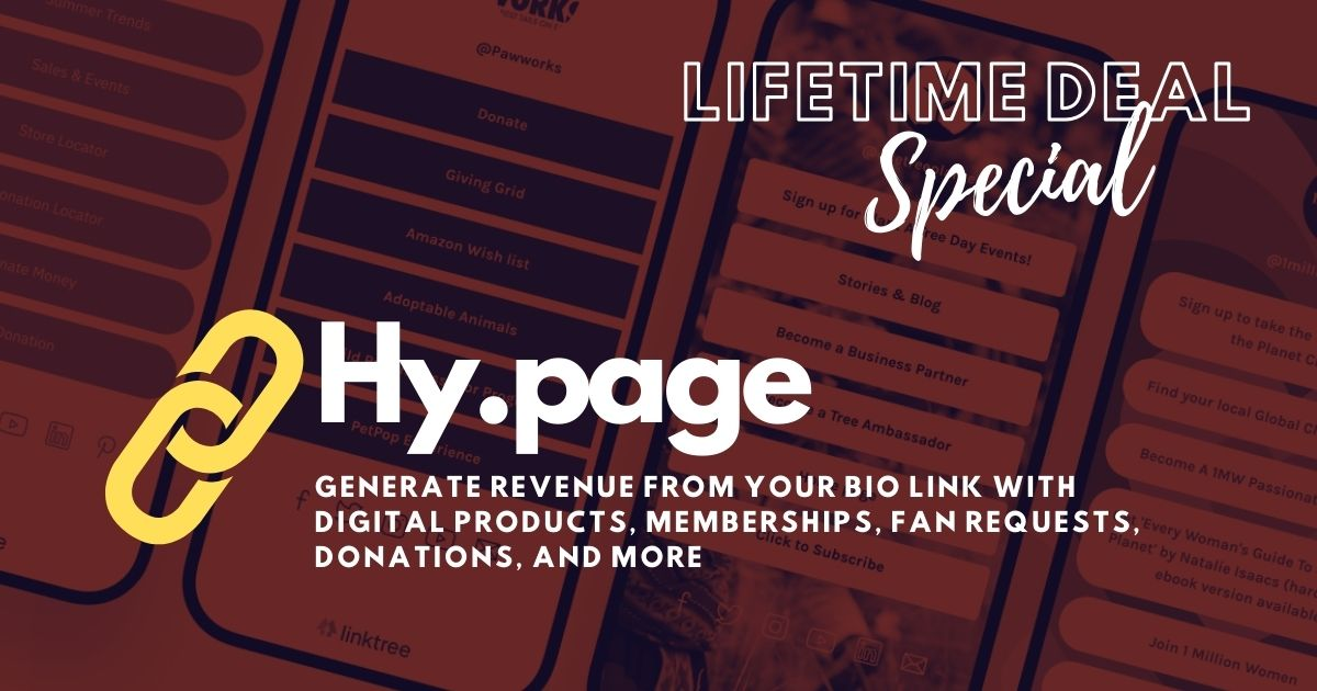 Hy-page-Lifetime-Deal-And-Review