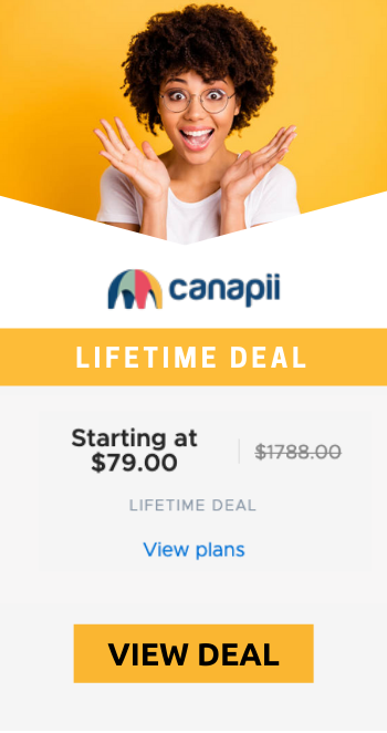 Canapii-Lifetime-Deal