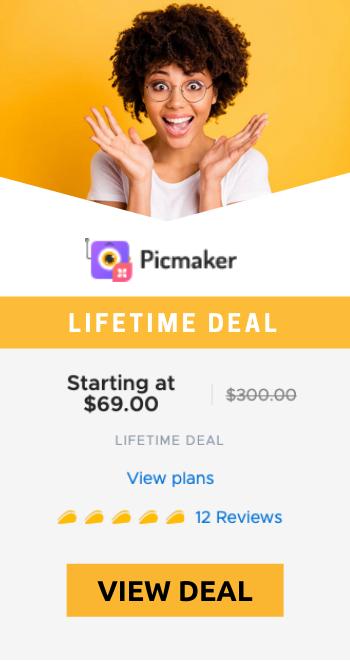 picmaker-lifetime-deal-banner